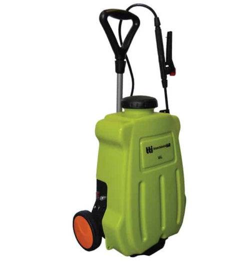 tti 16L weedmaster trolley