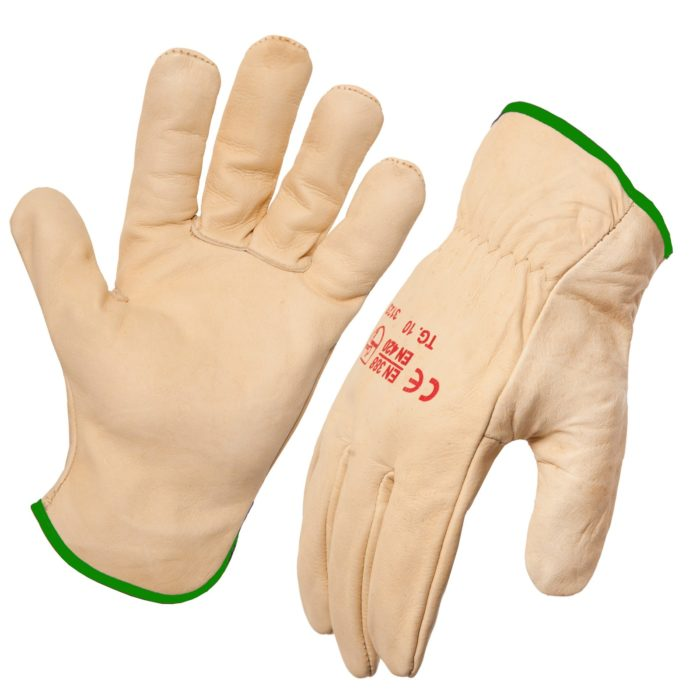 AgBoss Leather Riggers Glove Size 9 (M) 470151