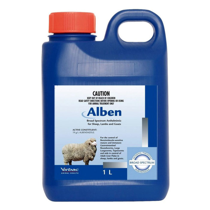 Alben Sheep & Goat 1L