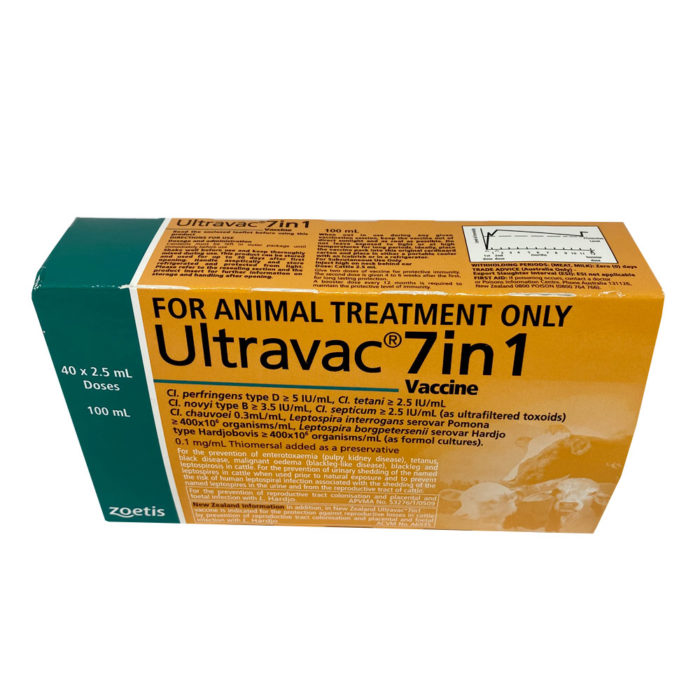 Ultravac 7 in 1 100ml