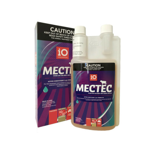 iO Mectec Pour On 500ml